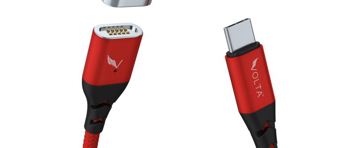 VoltaXL USB SnagSafe connector